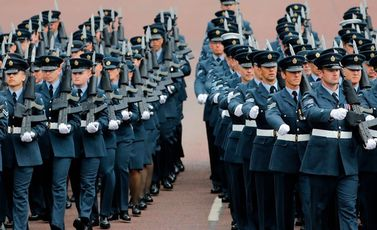الجيش البريطاني - جيتي
