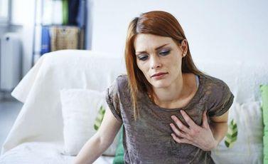 نوبة قلبية النساء
