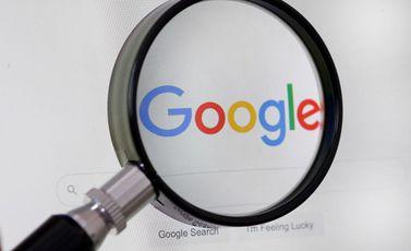 شعار غوغل- جيتي