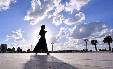 السعوديات المرأة السعودية - جيتي