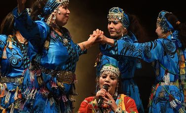 الأمازيغ المغرب - جيتي