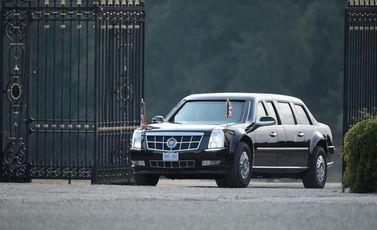 GettyImages-سيارة الرئيس الأمريكي