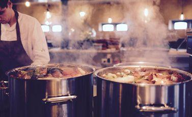 طعام مطبخ طبخ - CC0