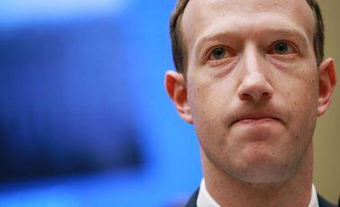 مارك زوكربيرغ مؤسس فيسبوك - جيتي