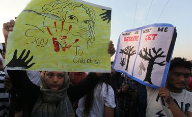 اغتصاب الهند - جيتي