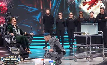 رامز جلال سوزان نجم الدين- إم بي سي