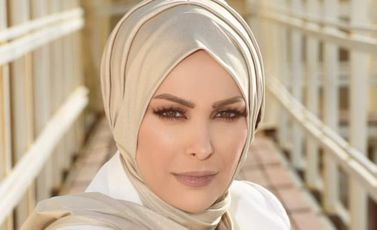 أمل حجازي - صفحتها على تويتر