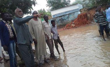 سيول السودان- سونا