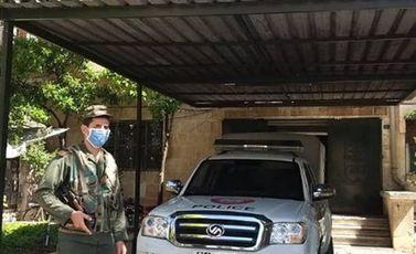 شرطة في سوريا- داخلية النظام