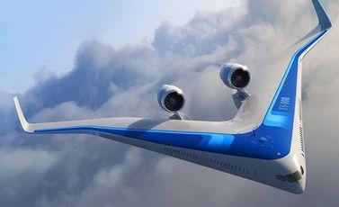 Flying-V-jet