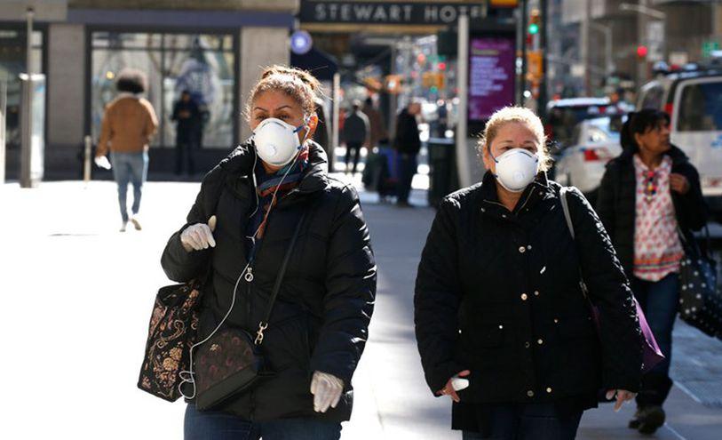 كورونا  أمريكا  وباء  فيروس- جيتي