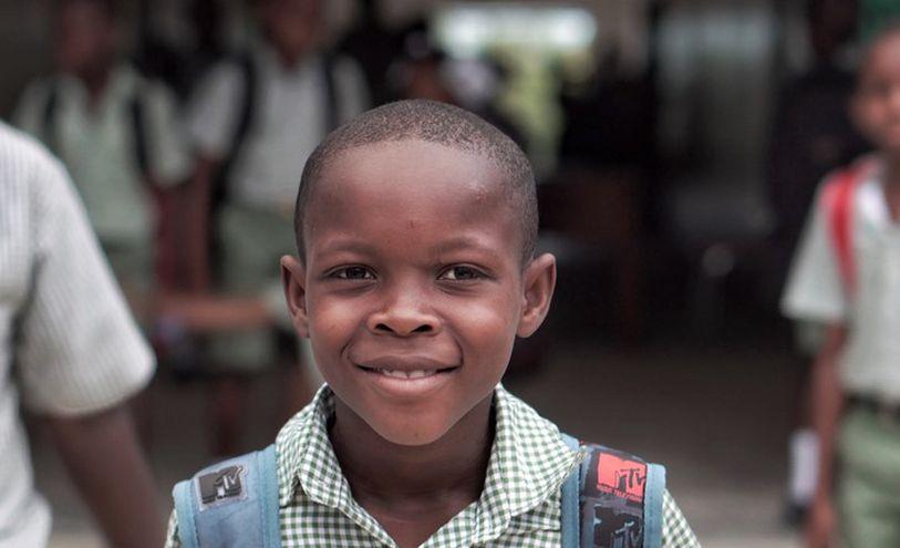 طفل طالب مدرسة - CC0