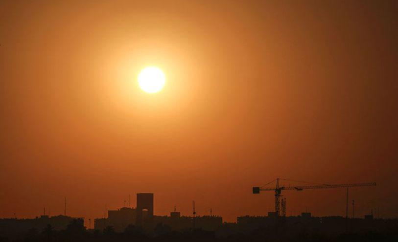 الشمس- جيتي